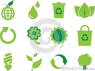 Eco icon pack