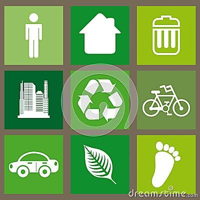 Eco icons