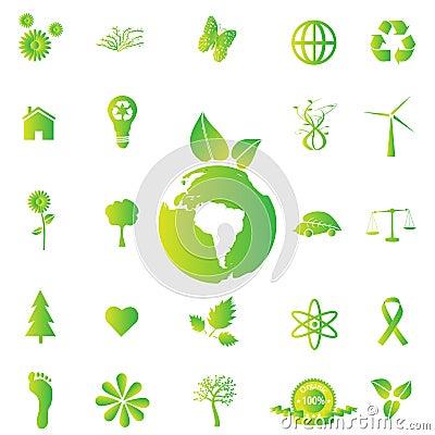 Eco ikony