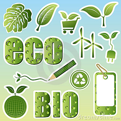 Eco image set