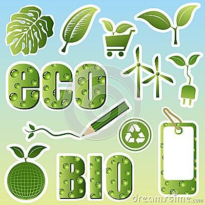Eco image set