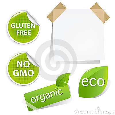 Eco Labels Set