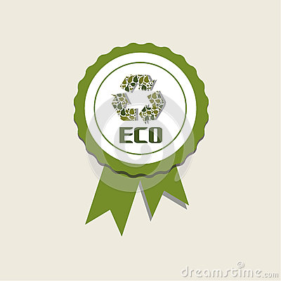Eco medal