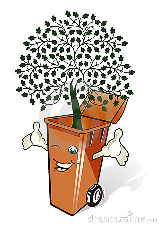 Eco Mülleimer