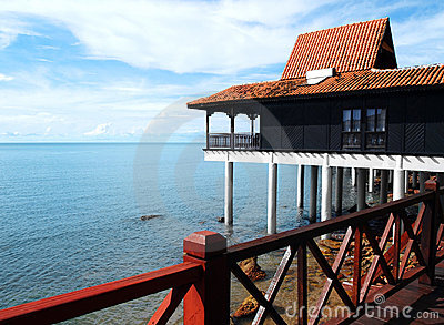 Eco panelu kurortu nadmorski słoneczna turystyka