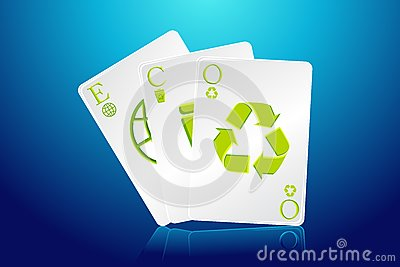 Eco Playing Card