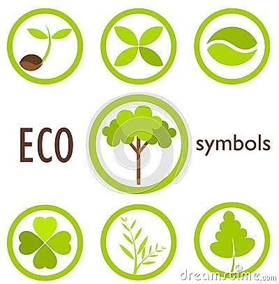 Free Eco Symbols Stock Images - 24311434