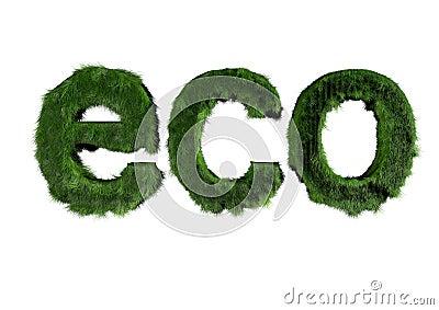 Eco text