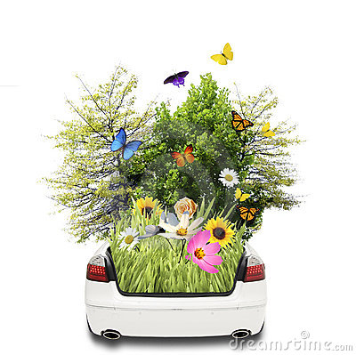 Eco vehicle