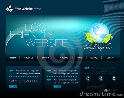Eco website