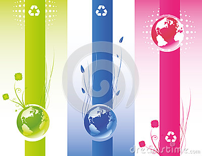 Eco World Banner