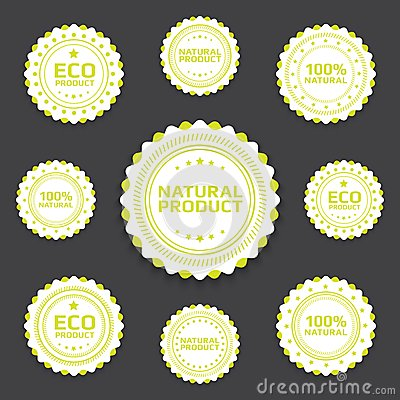 Ecological badges