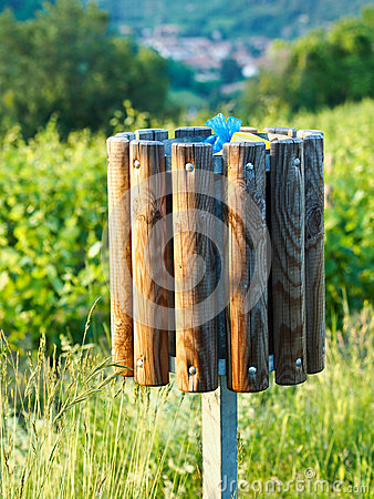 Ecological bin
