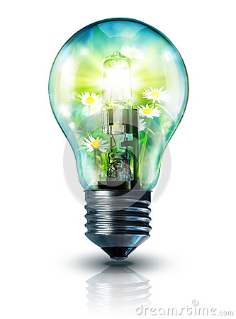Free Ecological Idea Royalty Free Stock Images - 40150159