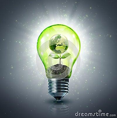 Free Ecological Idea Stock Photo - 41218650