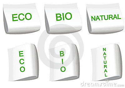 Ecological labels