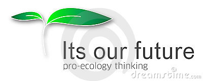 Ecological logo