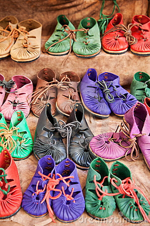 Ecological shoes for children