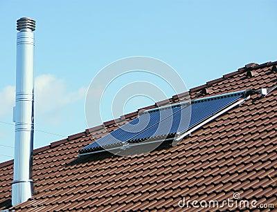 Ecological solar panels