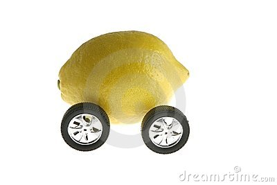 Ecological transport metaphor, lemon and wheels