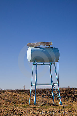 Ecological water tank
