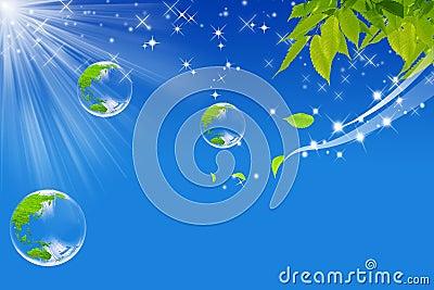 Ecologische wereld