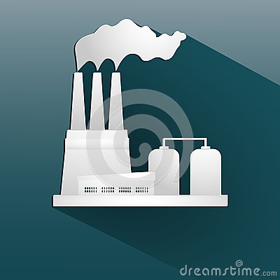 Free Ecology Background With Paper Industrial Objects Stock Photography - 52640802