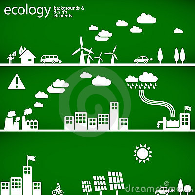 Ecology backgrounds