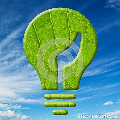 Ecology bulb.