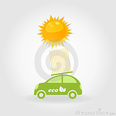 Ecology the car