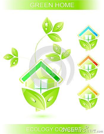 Ecology conceptual icon