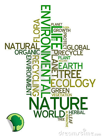 Free Ecology - Environmental Poster Stock Images - 7630344