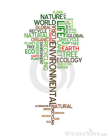 Ecology - environmental poster