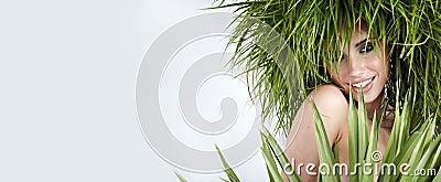 Ecology girl