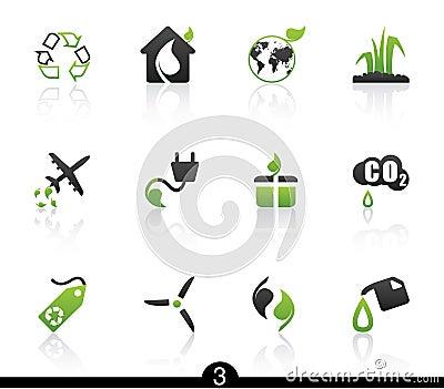 Ecology icon series