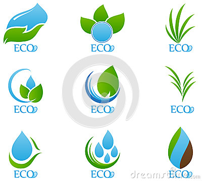 Free Ecology Icon Set 04 Royalty Free Stock Photography - 32867847