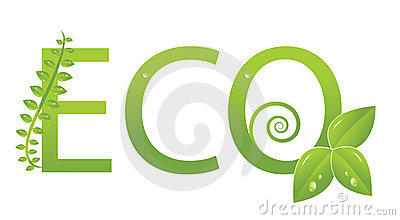 Ecology logo (Protect the environment )