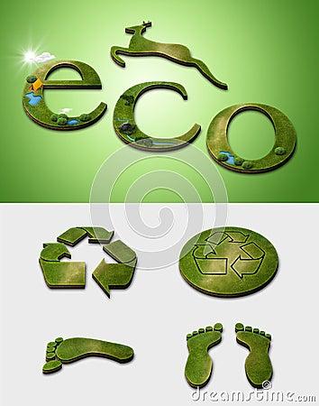 Ecology symbols