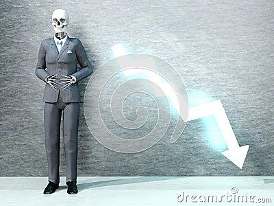 Economic death