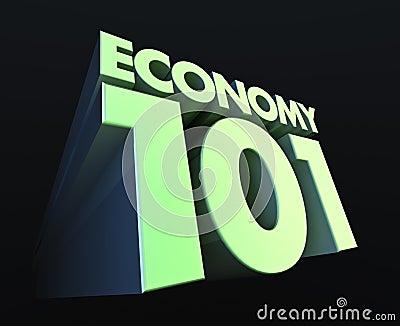 Economy 101