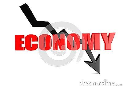 Economy down