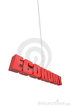Economy hanging by a thread
