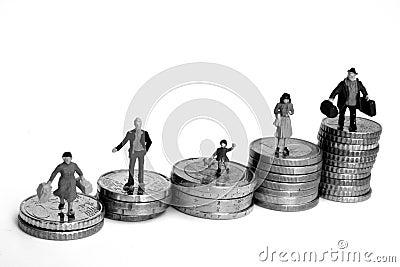 Economy people