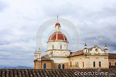 Ecuador church