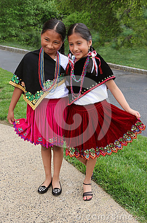 Free Ecuadorian Costume Stock Photos - 79584183