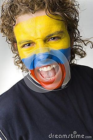 Ecuadorian screaming boy