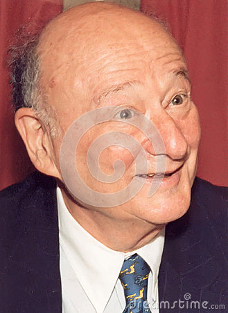 Ed Koch Editorial Image