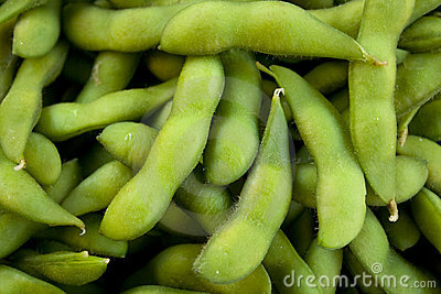 Edamame or Soybeans