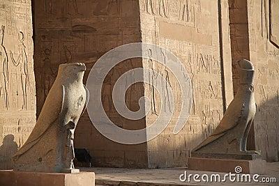 Edfu Temple of Horus Egypt