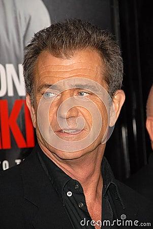 Mel Gibson Editorial Photography